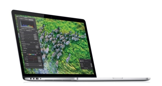 Macbook with Retina Display