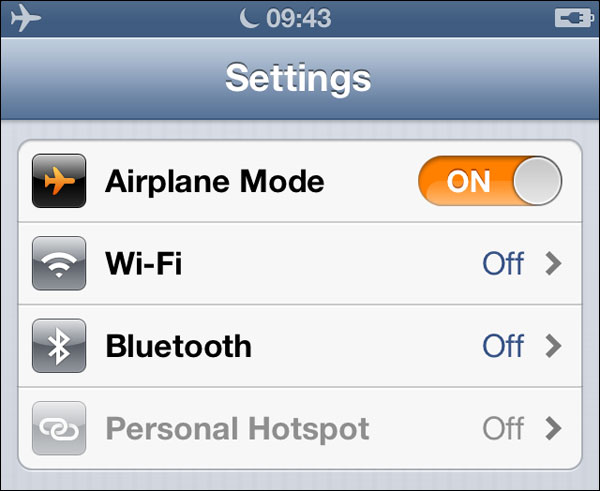 airplane_mode