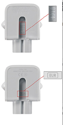 Safe or affected adapters
